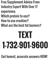 Bodybuilding Supplement Advice